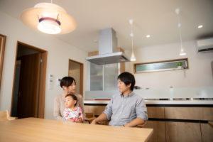 採光が気持ちよく、和とモダンのバランスが絶妙な家